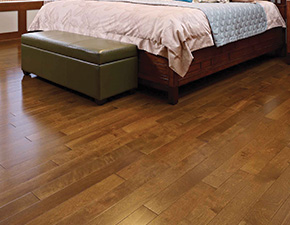Hardwood Prefinished