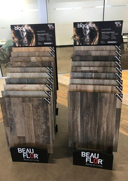 Floor Displays Derr Flooring